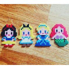 Hama Beads Disney channel