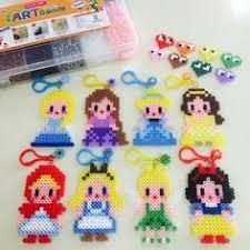 Hama Beads Disney plantillas