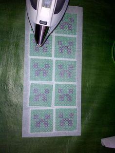 hama bead minecraft plantillas