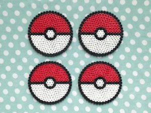 hama beads pokemon patron