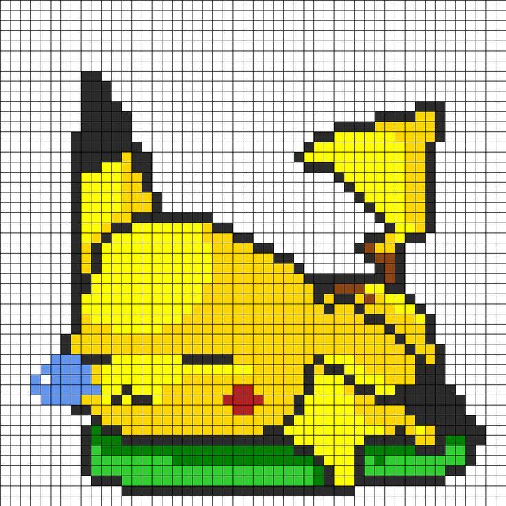 hama beads pokemon go