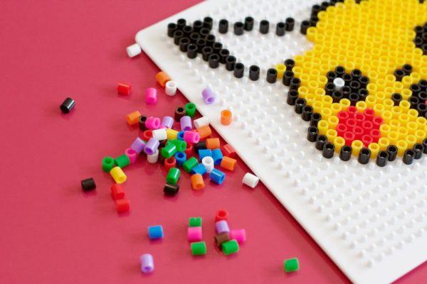 hama beads pokemon x