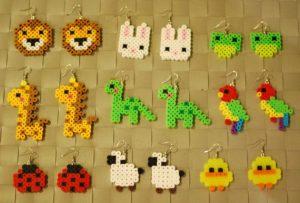 Hama Beads animales pequeños