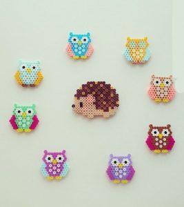 Hama Beads animales salvajes