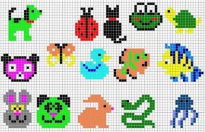 Hama Beads mini diseño