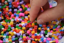 Hama Beads Minions superheroes