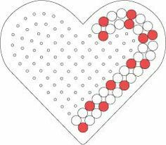 hama beads navidad patrones