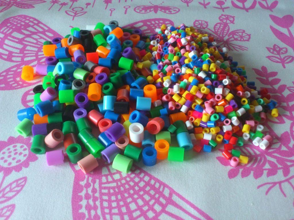 Hama Beads patrones cuentas