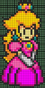 Hama Beads Mario Bros SETA