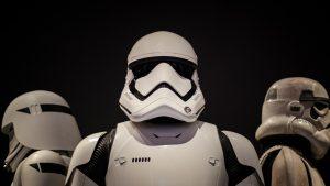 Hama beads Star wars darth vader