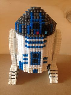 Hama Beads Star Wars 3d