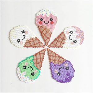 Hama Beads mini mouse