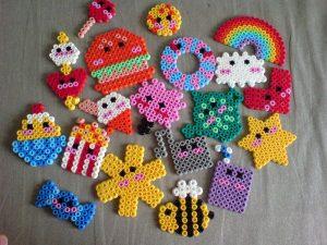 Hama Beads kawaii faciles